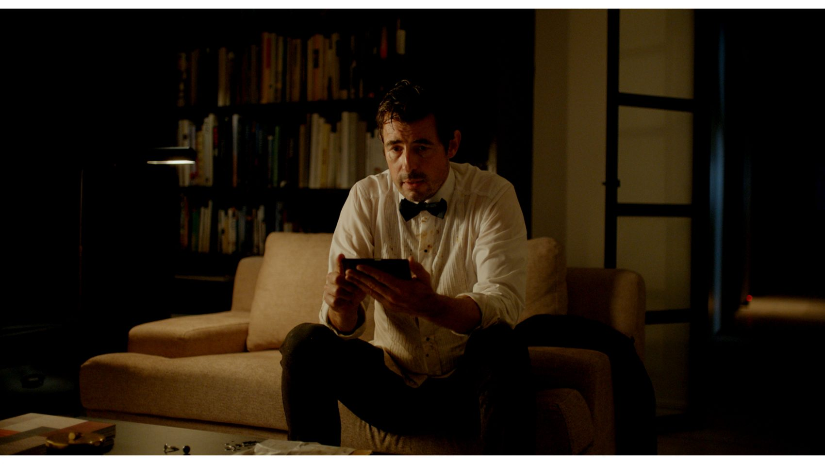 "Claes Bang in ""The Square."" (Courtesy Magnolia Pictures)"