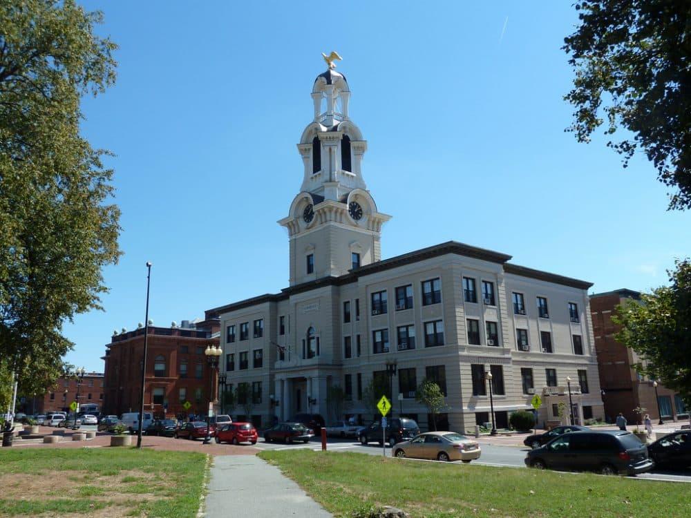 Lawrence City Hall (Richard Howe/Flickr)