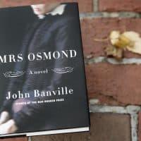 """John Banville's """"Mrs. Osmond."""" (Robin Lubbock/WBUR)"""