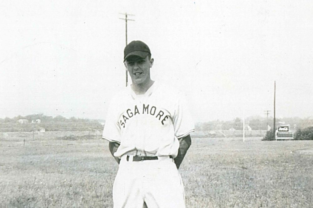 From Wwii To The Cape Cod League A Veteran Shares His Stories