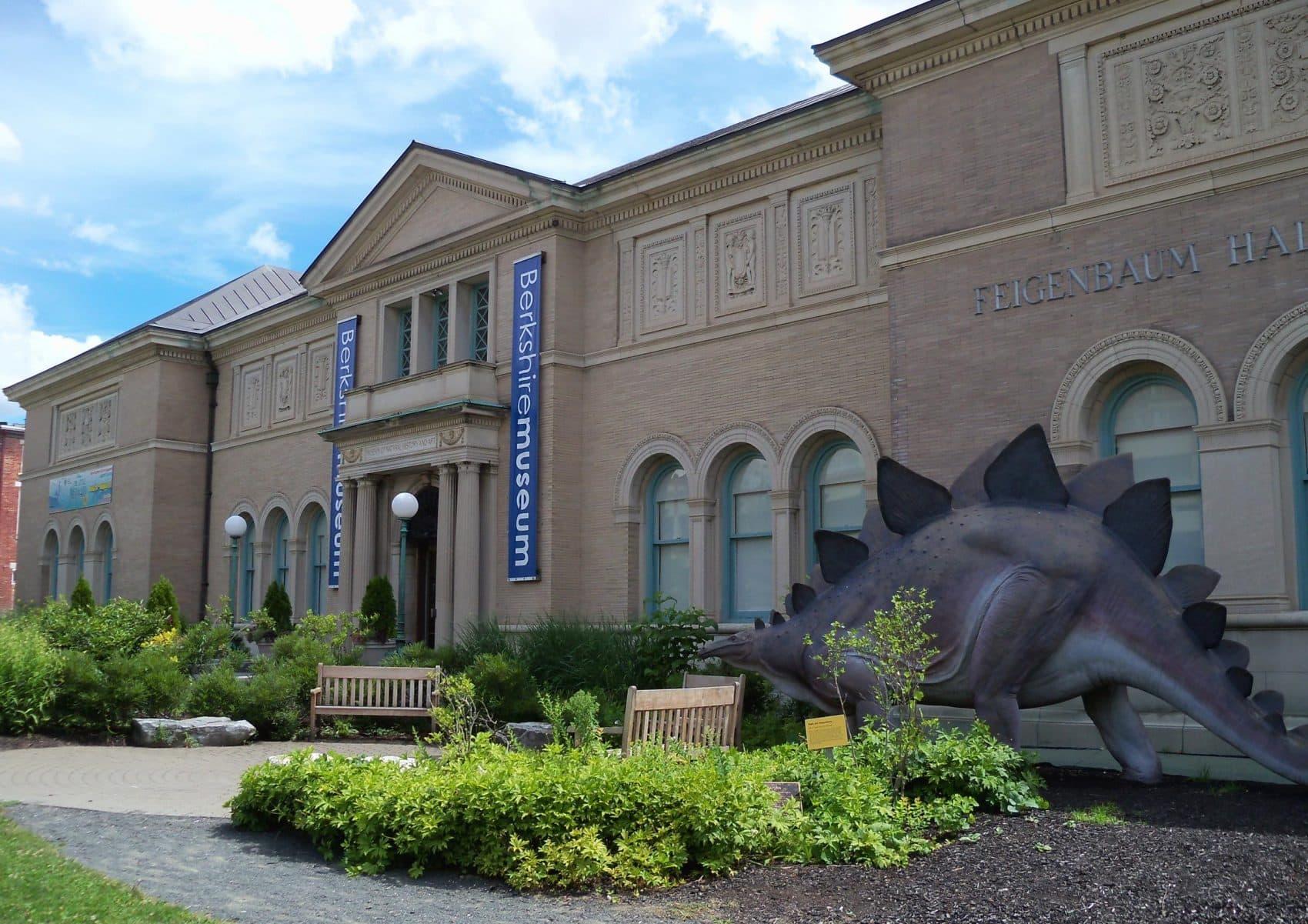 The Berkshire Museum in Pittsfield. (Alexius Horatius/Creative Commons)