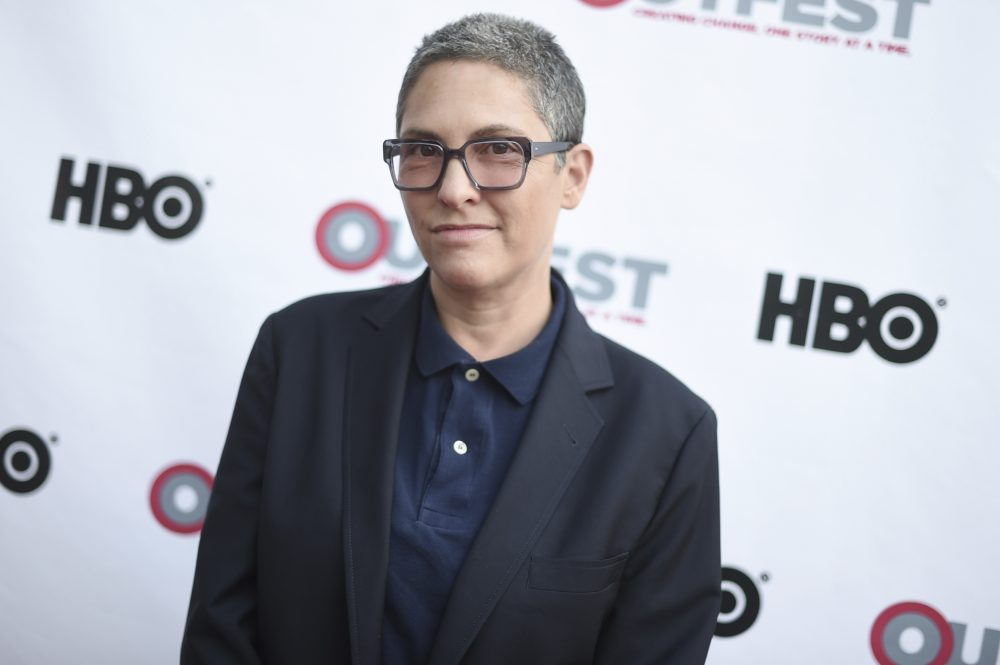 """""""Transparent"""" creator Jill Soloway in July 2017. (Richard Shotwell/Invision/AP)"""