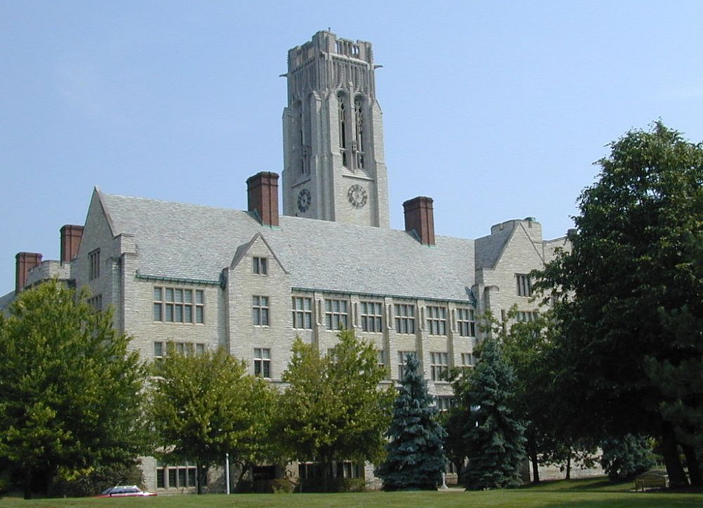 The University of Toledo campus. (Mactropy via Wikimedia Commons)