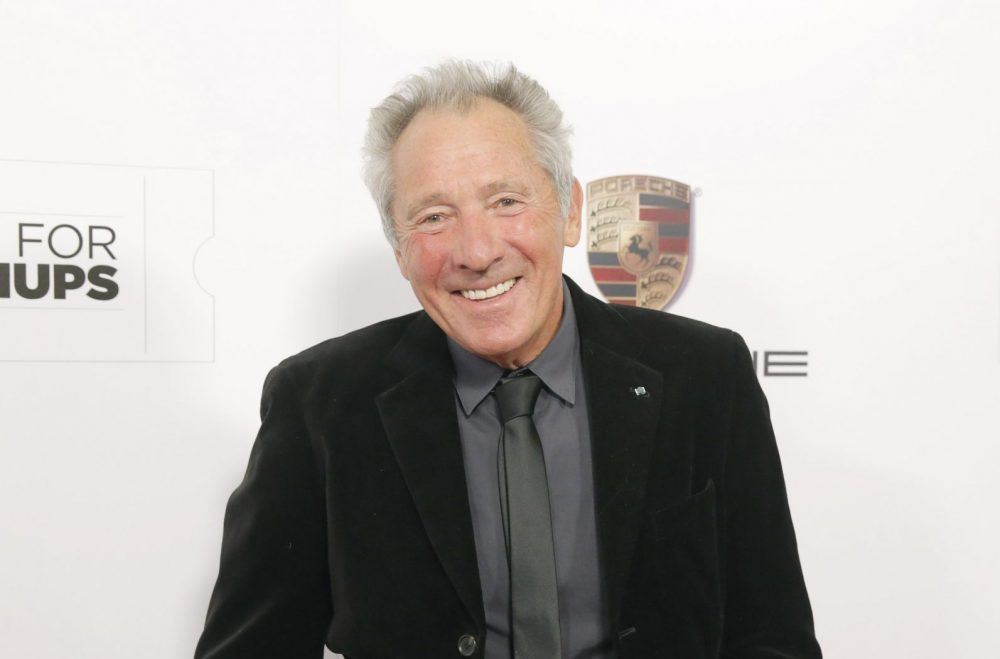 Israel Horovitz at a Beverly Hills event in February. (Todd Williamson/Invision for Porsche/AP)