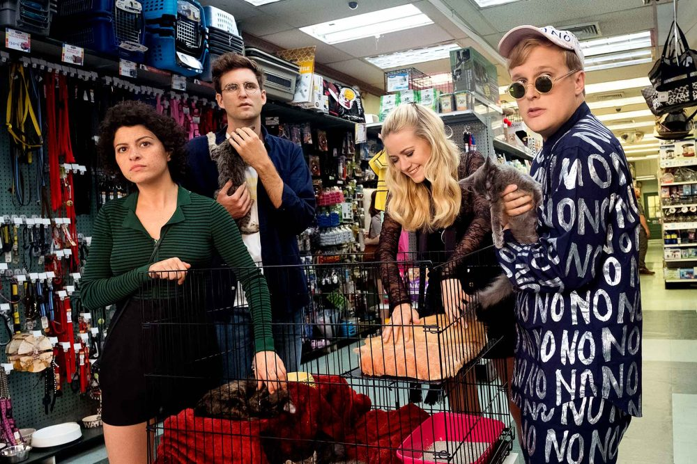 """A production still from TBS' """"Search Party."""" (Jon Pack)"""