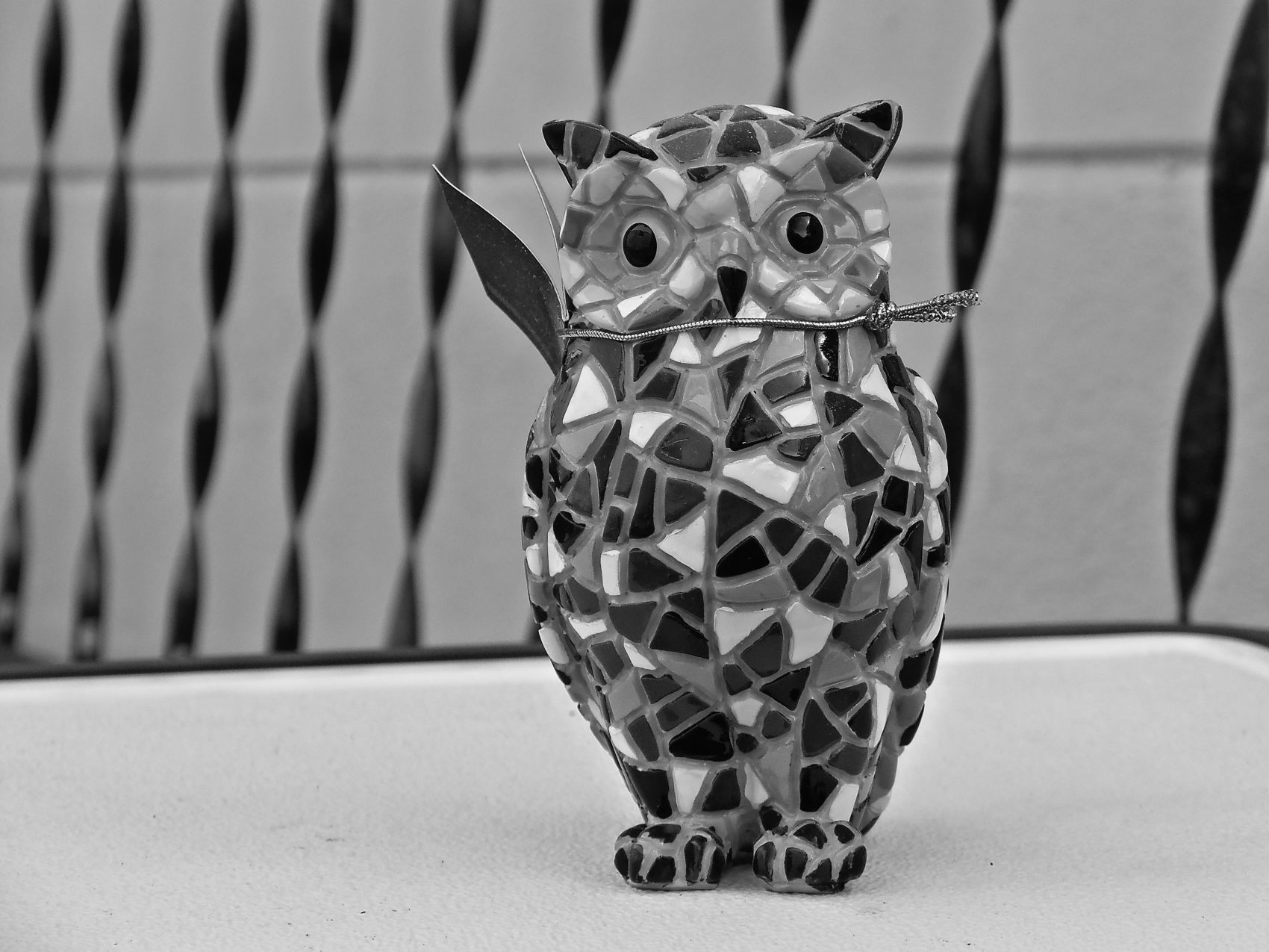 Cleaning out my mother's apartment after she died was all prettystraightforward, writes Anita Diamant. Until we got to the owls. (Daniel Oines/flickr)