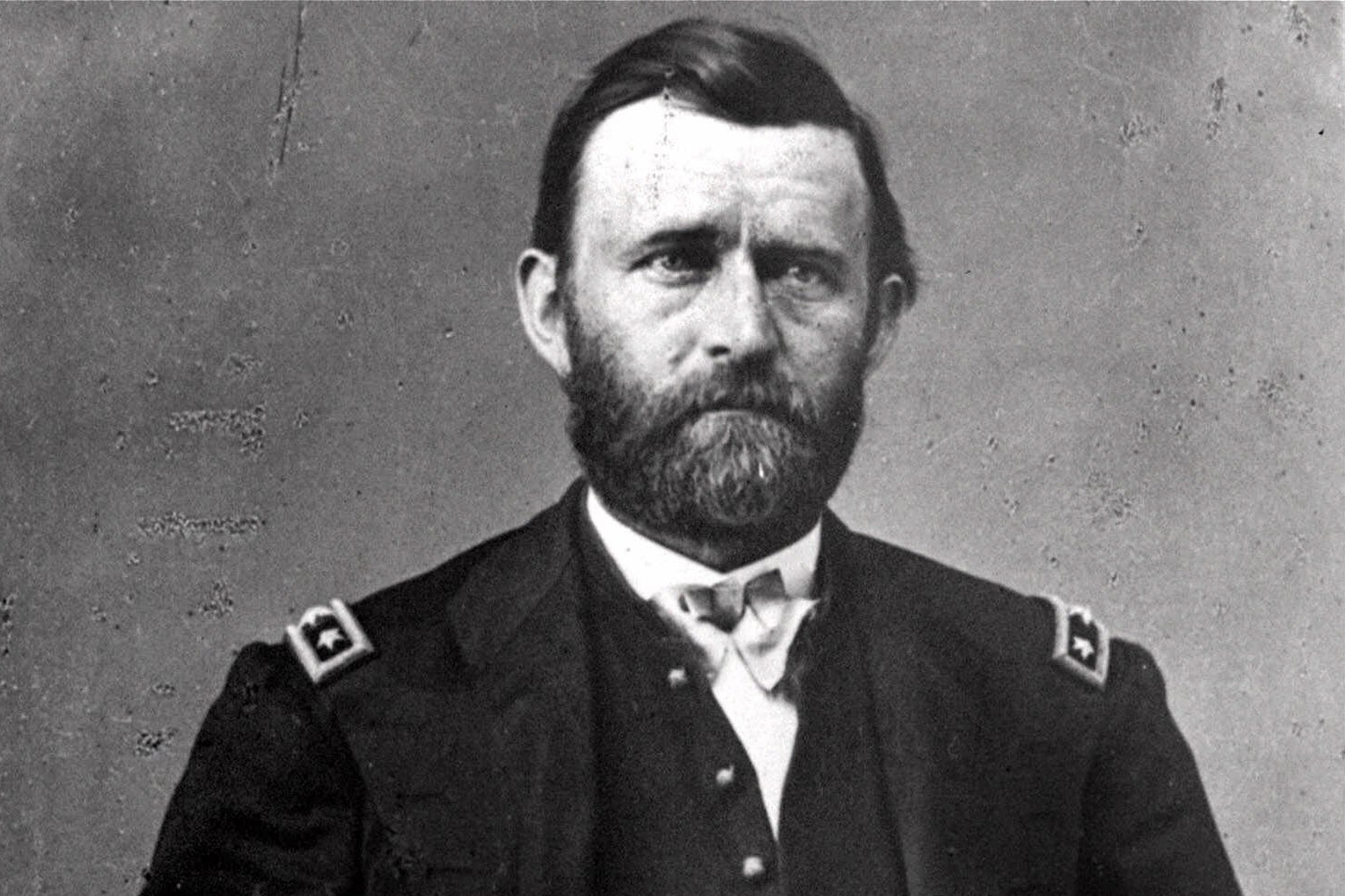 Ulysses S. Grant. (AP Photo)