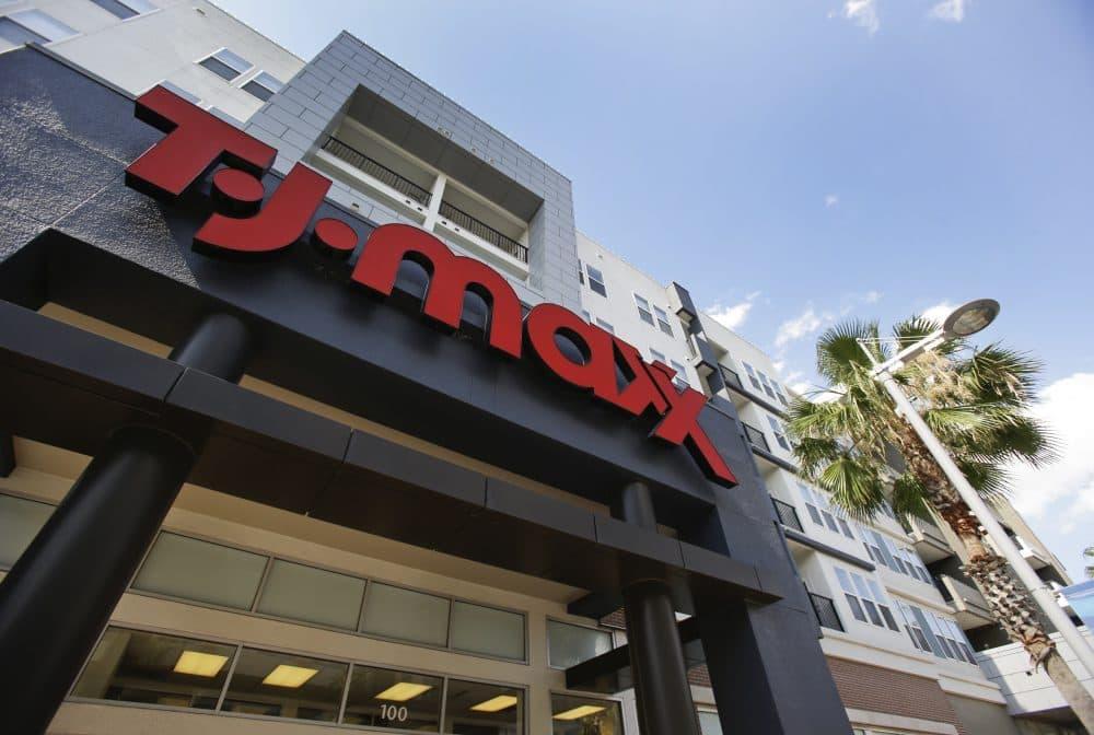 A TJ Maxx store is seen May 16, 2017, in Orlando, Fla. (John Raoux/AP)