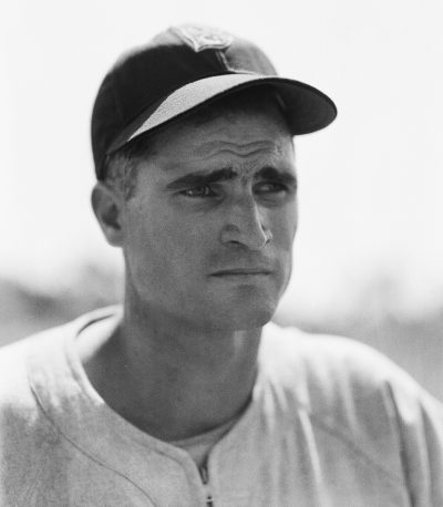 "In this April 1, 1948, file photo, Boston Red Sox infielder Bobby Doerr is shown in Boston. Doerr, a Hall of Fame second baseman who was dubbed the ""silent captain"" by longtime Red Sox teammate and life-long friend Ted Williams, has died. He was 99. (Bill Chaplis/AP)"