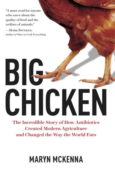 Big Chicken (Courtesy National Geographic)