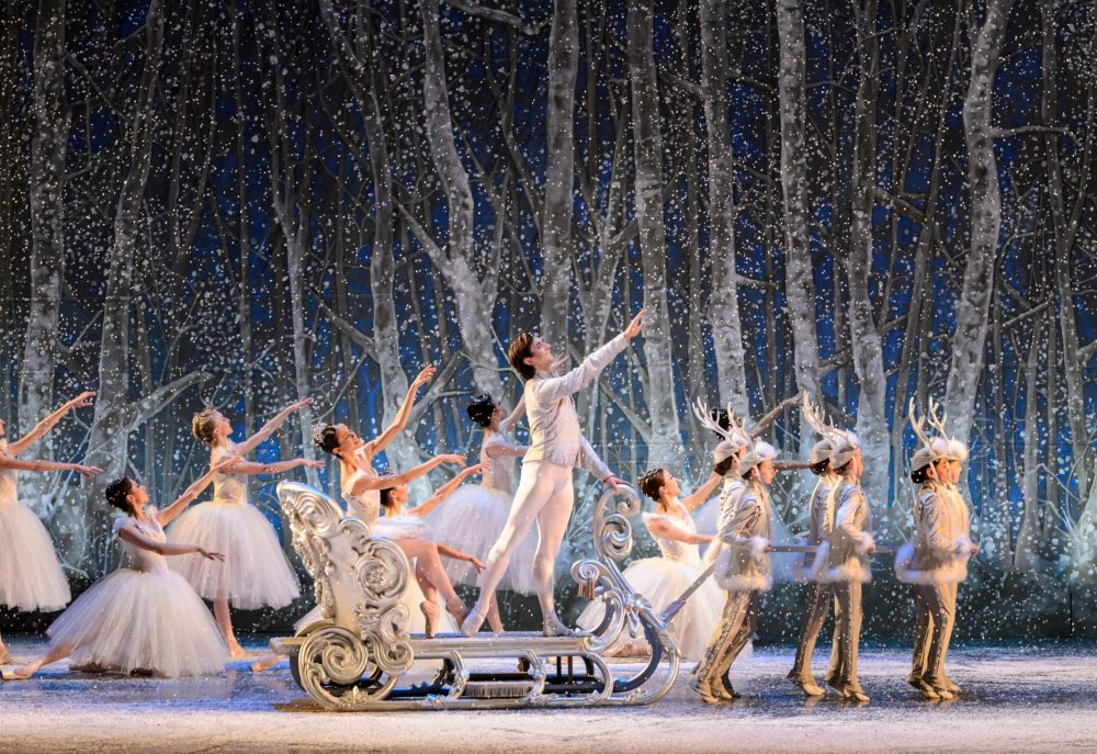 """The Nutcracker"" performed by The Boston Ballet. (Courtesy Liza Voll Photography/Boston Ballet)"