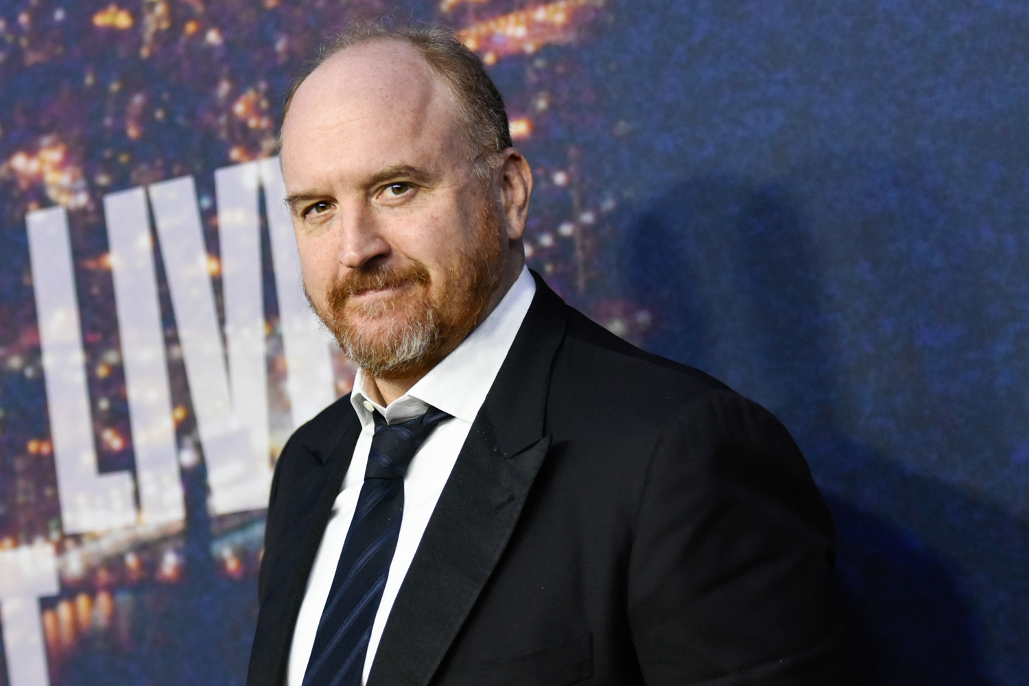 Comedian Louis CK, who has admitted lewd conduct, in 2015. (Evan Agostini/Invision/AP)