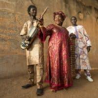 Trio Da Kali. (Courtesy Youri Lenquette)
