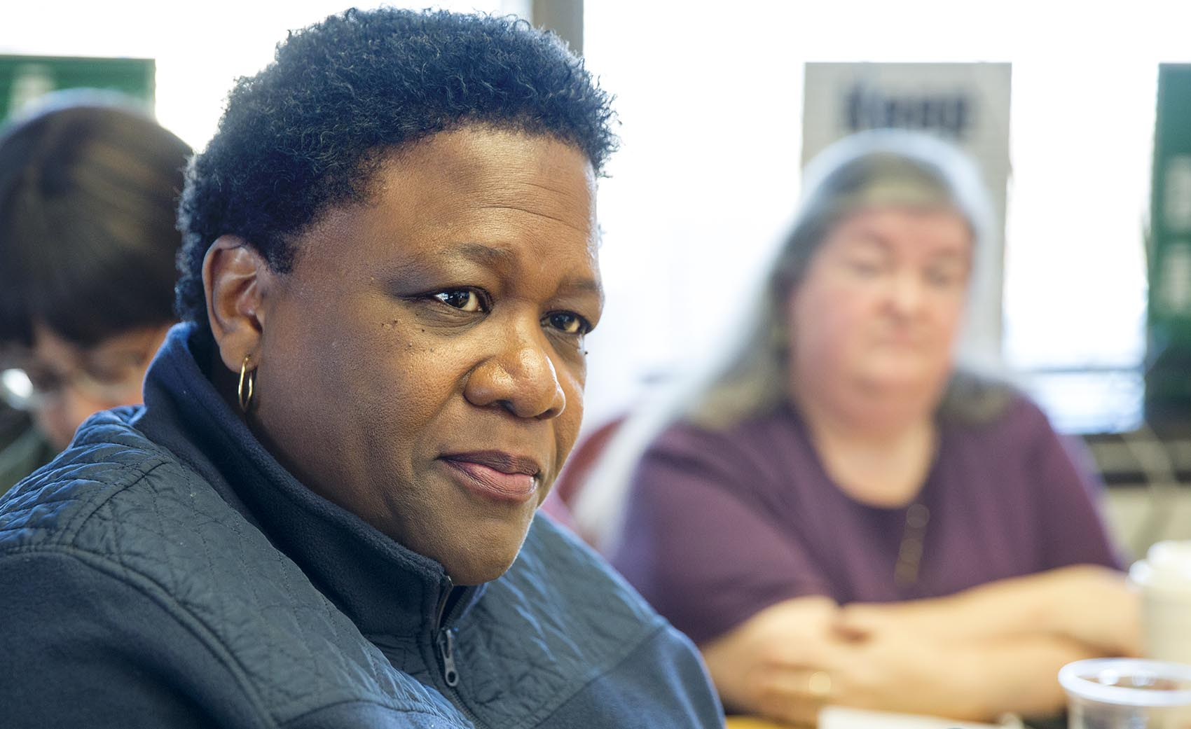 At Umass Boston Many Long Serving Women Prepare For Life After