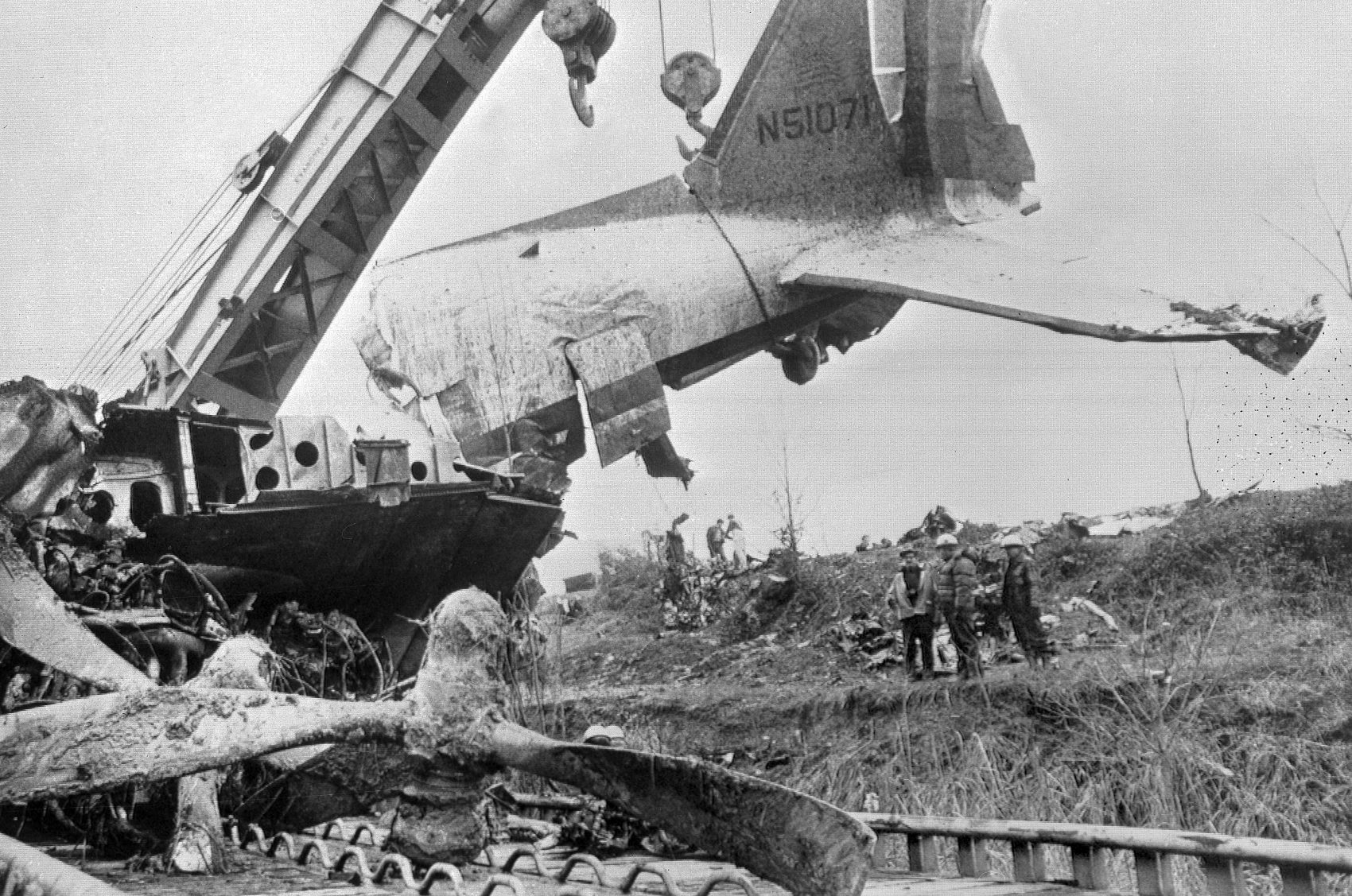40 Years Ago, A Deadly Plane Crash 'Tore At The Fabric' Of