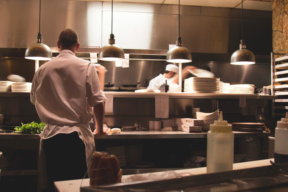 Many people who have worked in kitchens say the restaurant industry's problems with sexual misconduct go far beyond its celebrities. (StockSnap/Pixabay)