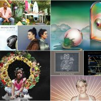"""Some of music critic Amelia Mason's favorite albums included Rapsody's """"Laila's Wisdom"""" and Waxahatchee's """"Out in the Storm."""" (Courtesy)"""