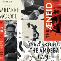 Poetry collections that stood out this year for critic Lloyd Schwartz. (Courtesy of the publishers)