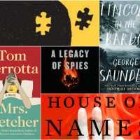 """Critic Ed Siegel's favorite books of the year include Tom Perrotta's """"Mrs. Fletcher"""" and Haruki Murakami's """"Men Without Women."""" (Courtesy)"""