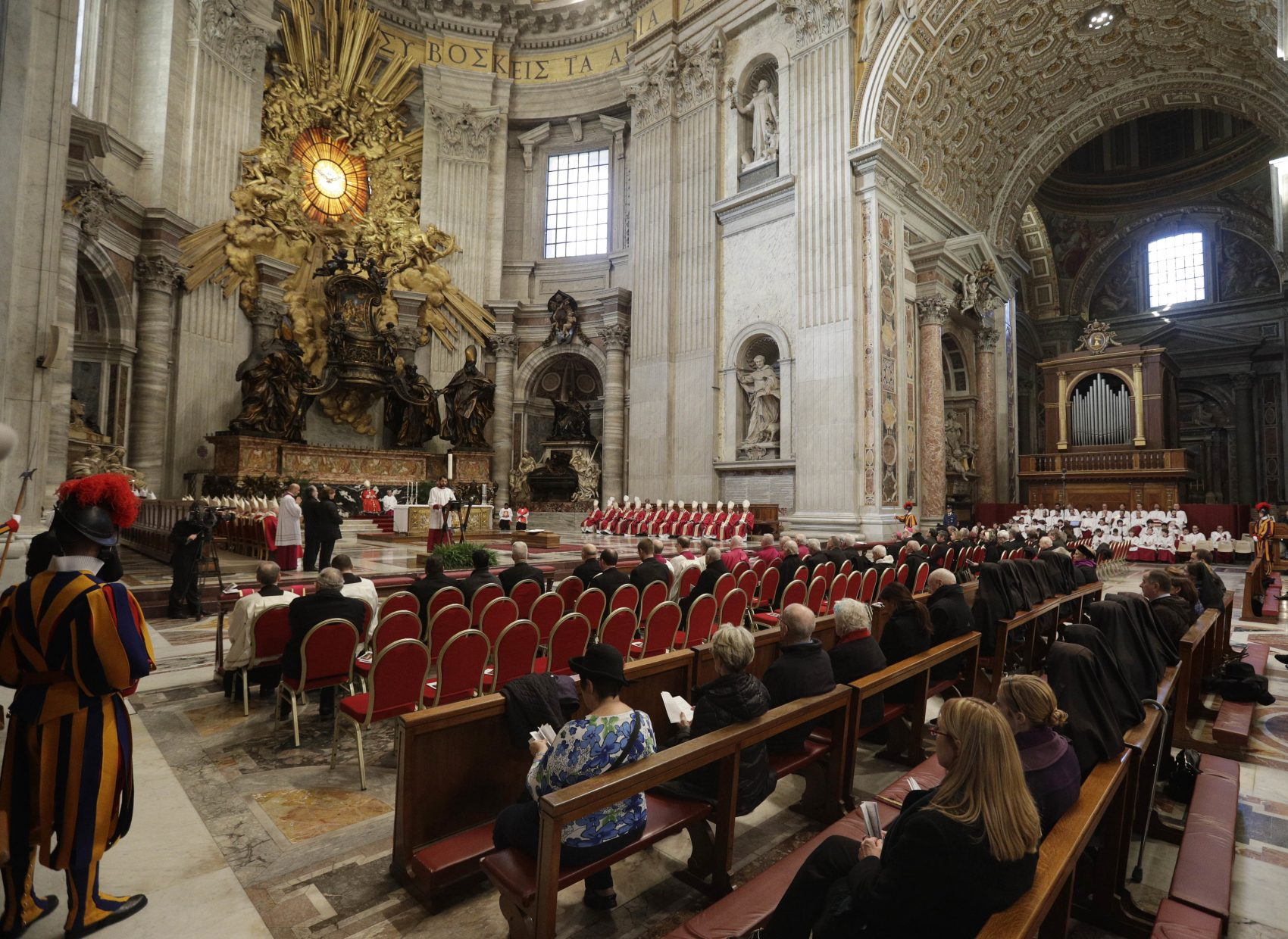 at funeral pope prays for merciful final judgment for cardinal