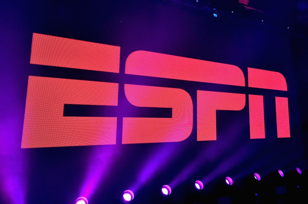 Sexual harassment allegations have reached ESPN and the NFL Network. Five former NFL players now employed by the networks have been suspended over sexual harassment allegations. There are also accusations against SportsCenter anchor John Buccigross and fellow ESPN employee Matthew Berry. (Mike Windle/Getty Images for ESPN)