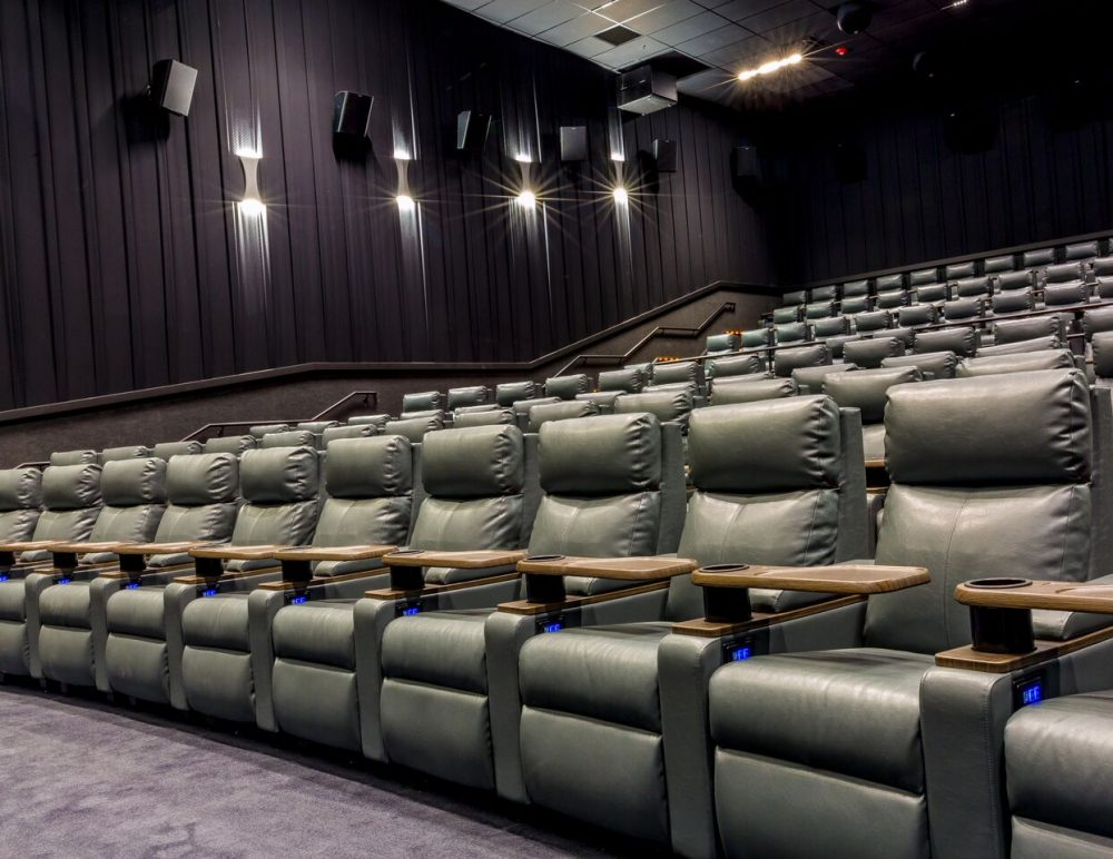 A photo of the seating at a ShowPlace Icon auditorium. (Courtesy 44 Communications)