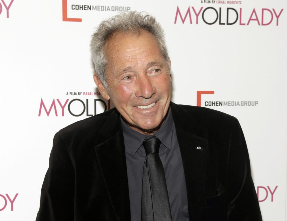 "Israel Horovitz at the 2014 premiere of ""My Old Lady"" in New York.  (Andy Kropa/Invision/AP)"