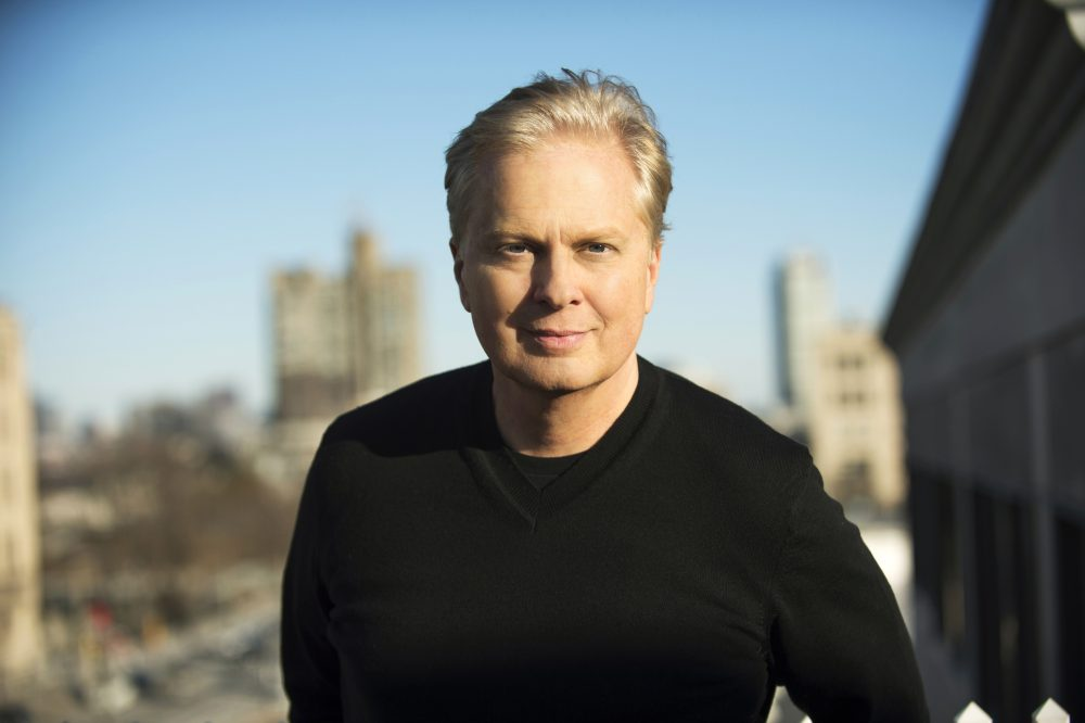 Tom Ashbrook (Liz Linder for WBUR)