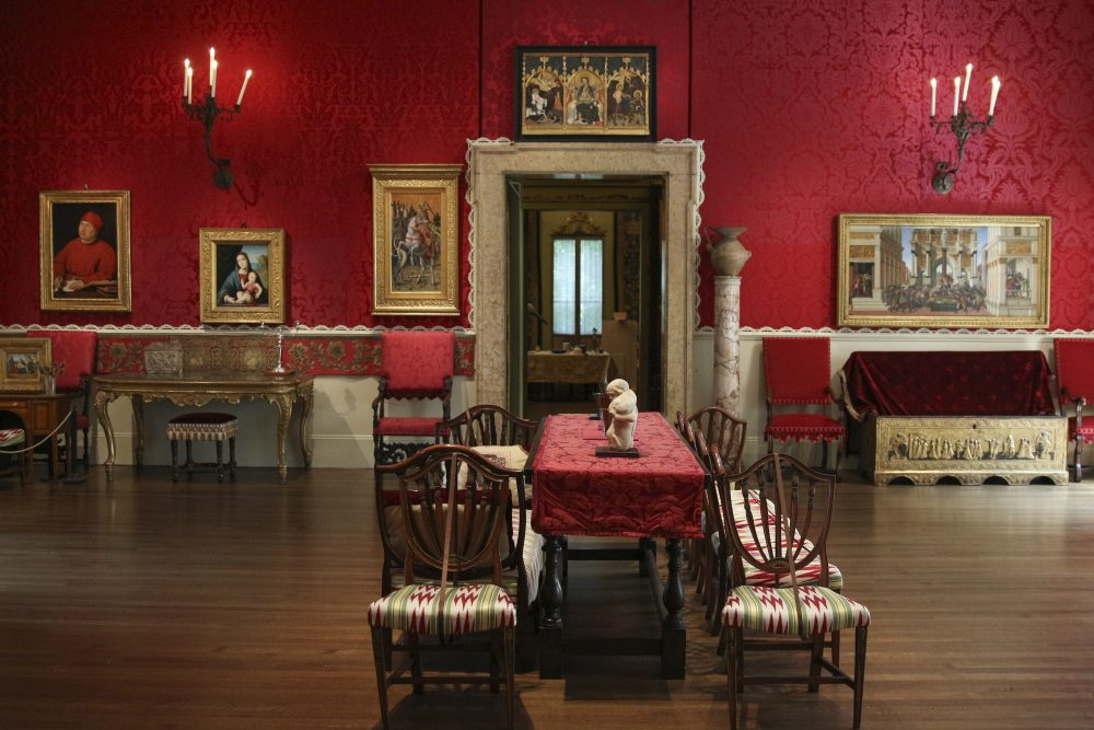 The restored Raphael Room. (Courtesy Isabella Stewart Gardner Museum)