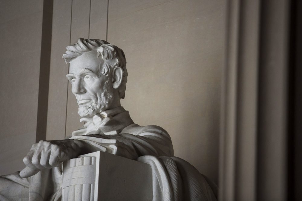 The Lincoln Memorial in Washington, D.C. (Drew Angerer/Getty Images)