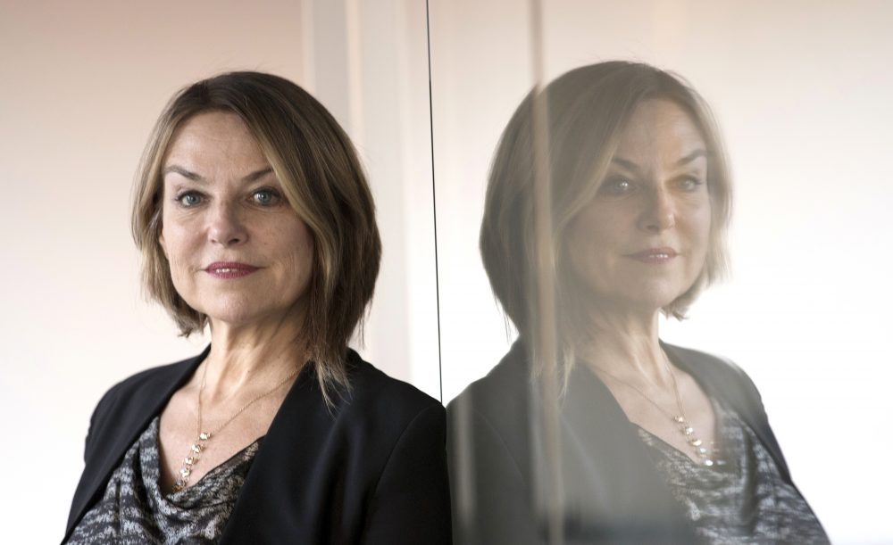 "Esther Perel, author of ""The State of Affairs: Rethinking Infidelity."" (Carolyn Kaster/AP)"