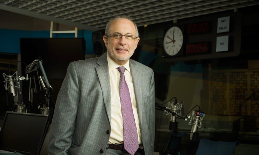 NPR host Robert Siegel. (Stephen Voss/NPR)