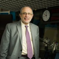 NPR host Robert Siegel. (Stephen Voss/NPR)