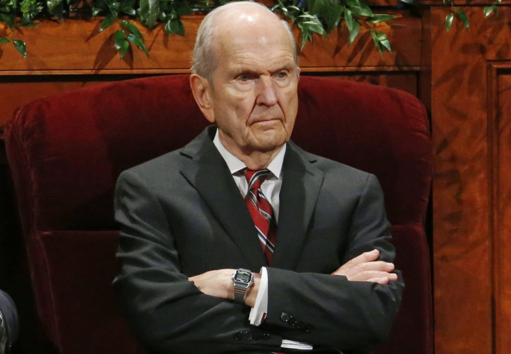 Image result for Russell M. Nelson