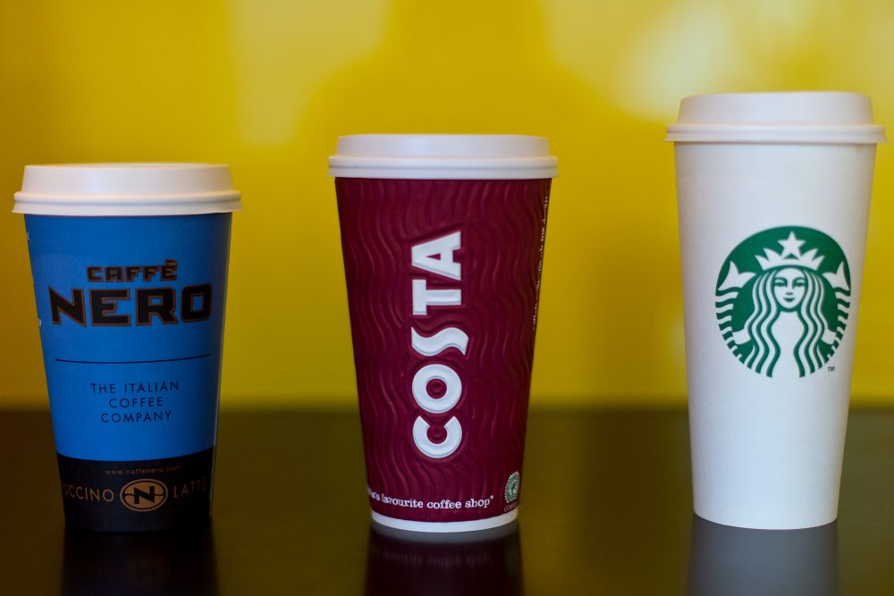 Uk Mulls Latte Levy On Disposable Coffee Cups Here Now