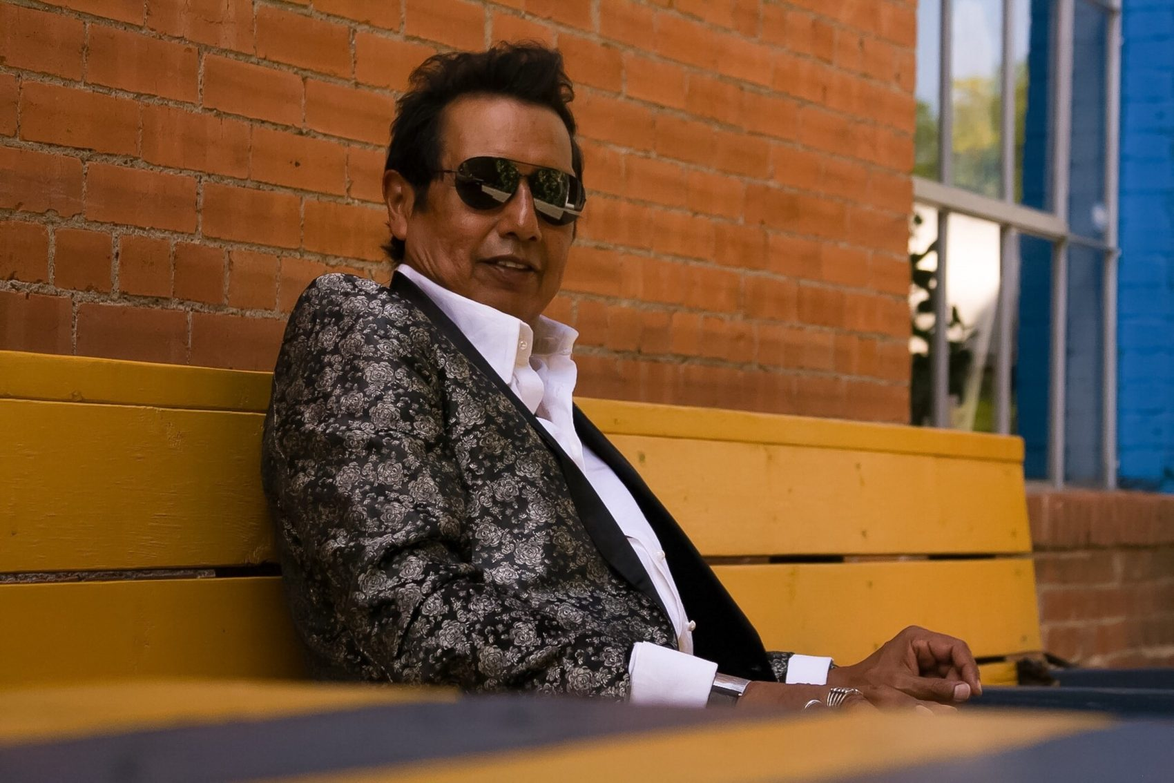 Musician Alejandro Escovedo. (Courtesy Nancy Rankin Escovedo)