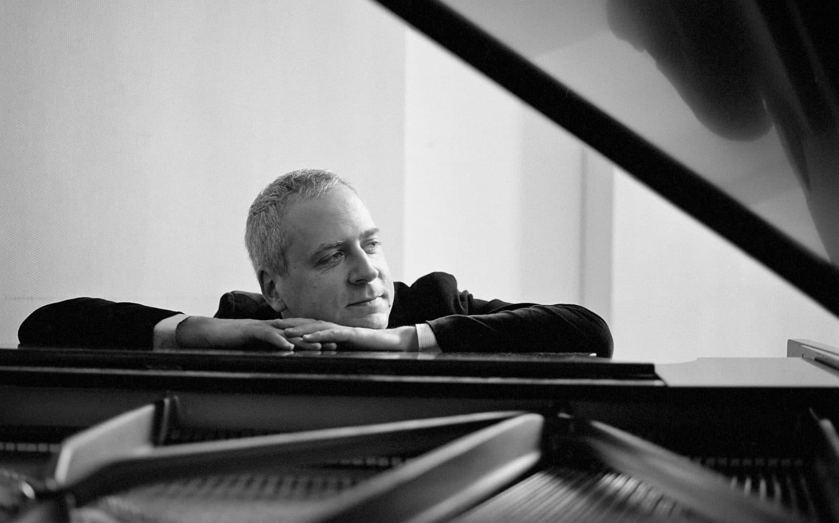 Pianist Jeremy Denk. (Courtesy Michael Wilson)