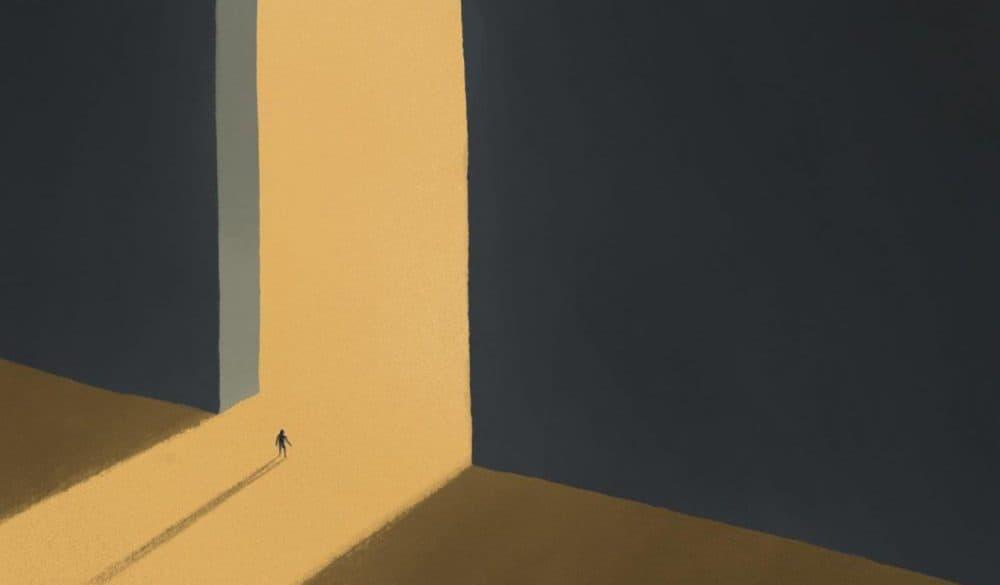 Doorway, digital. /u/milksperfect