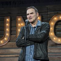 Norm Macdonald seen at KAABOO 2017 at the Del Mar Racetrack and Fairgrounds on Saturday, Sept. 16, 2017, in San Diego, Calif. (Amy Harris/Invision/AP)