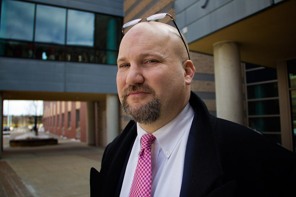 Jeff Riley, in a WBUR file photo (Jesse Costa/WBUR)