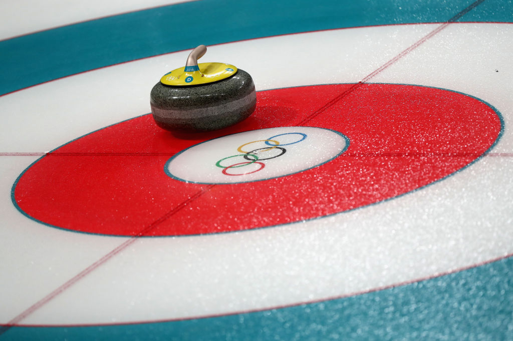 Curling will be featured at the 2018 Games in Pyeongchang, but it's also got a home in Tampa Bay, Florida. (Robert Cianflone/Getty Images)