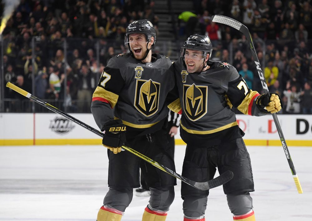 size 40 d7fde 75faa Las Vegas Enjoying Golden First Season In NHL | Only A Game