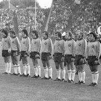 "The Australia team that prevailed in Vietnam's ""Friendship Tournament"" led the way for the program's first World Cup qualification in 1974. (AP Photo)"