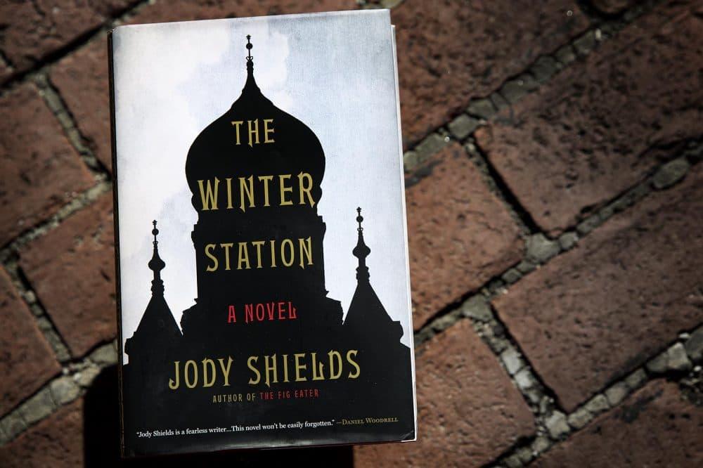 """""""The Winter Station,"""" by Jody Shields. (Robin Lubbock/WBUR)"""