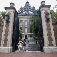 Harvard University (Joe Difazio for WBUR)