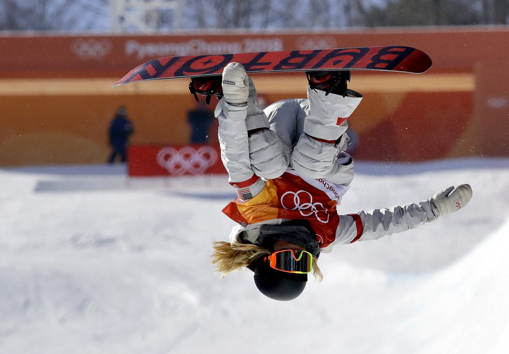 2e3a4f682e0d U.S. Snowboarder Chloe Kim Wins Gold At Winter Olympics