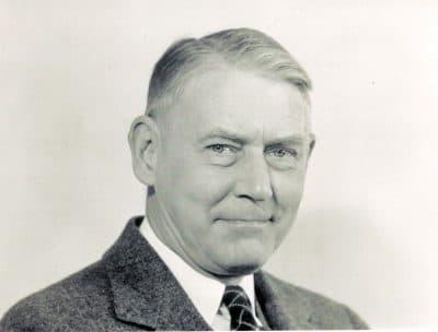 Albert Prettyman. (Courtesy Hamilton College)