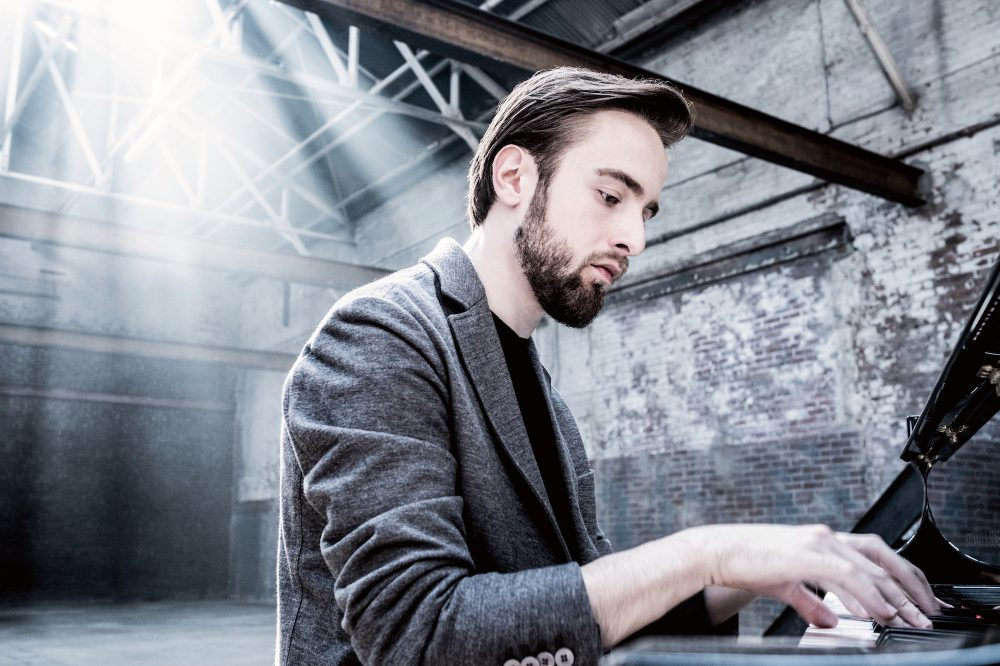 Pianist Daniil Trifonov. (Courtesy of Dario Acosta/Deutsche Grammophon)