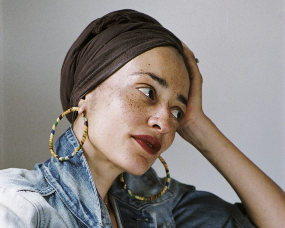 Author Zadie Smith. (Courtesy Dominique Nabokov)