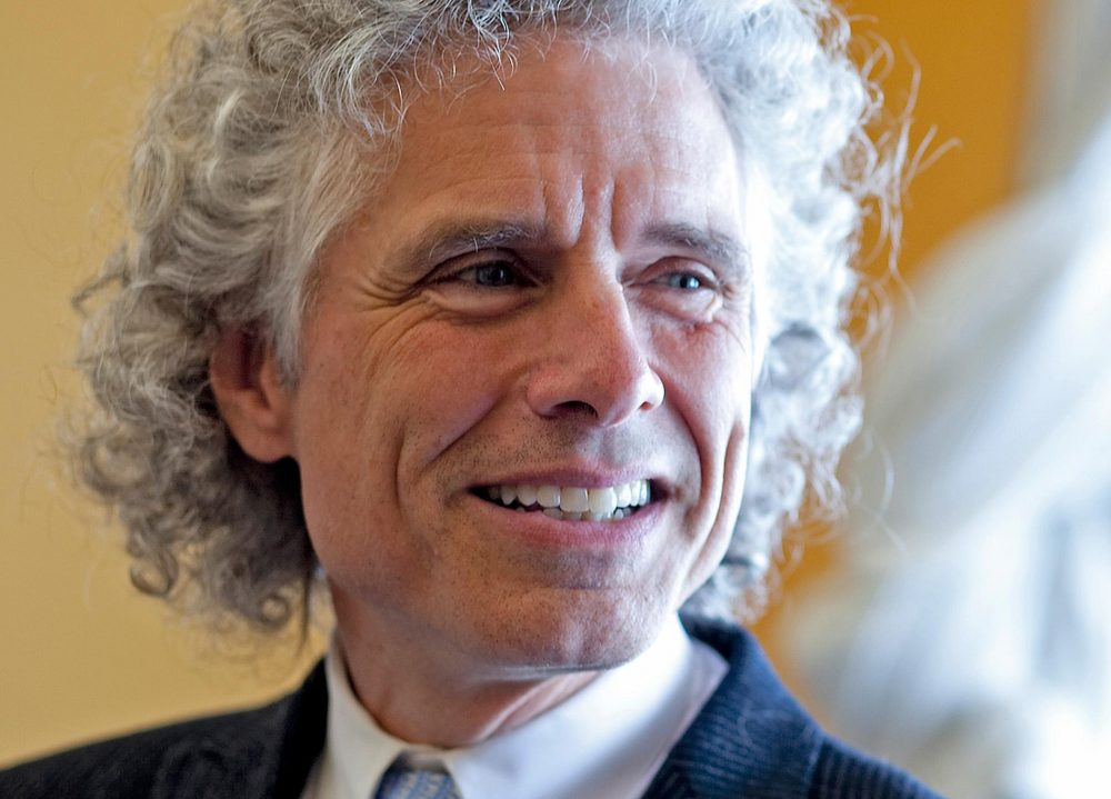 Steven Pinker is the Johnstone Family Professor of Psychology and a Harvard College professor. (Courtesy Rose Lincoln/Harvard)